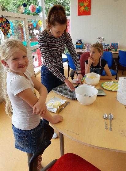 BSO Vrouwenparochie bakken- Kids First COP groep