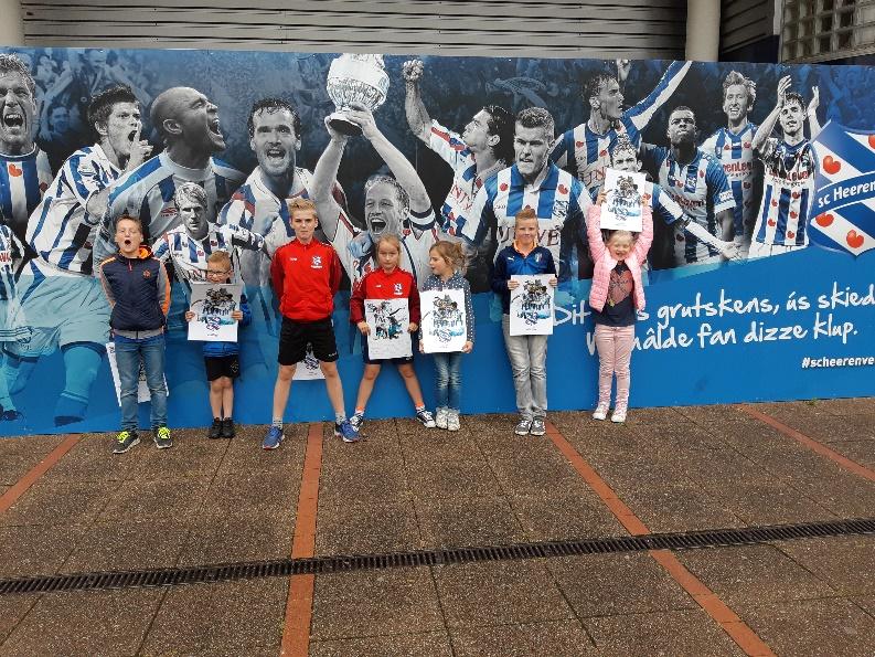 BSO Vrouwenparochie Stadion - Kids First COP groep