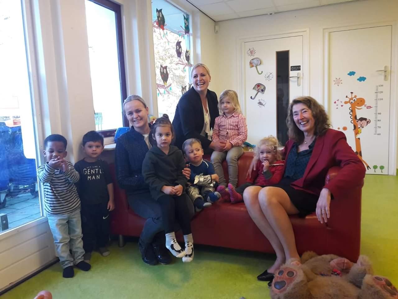 Kids First COP groep - Bernestate Leeuwarden KDV & BSO