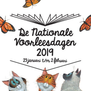 Nationale voorleesdagen 2019 - Kids First COP groep Groningen