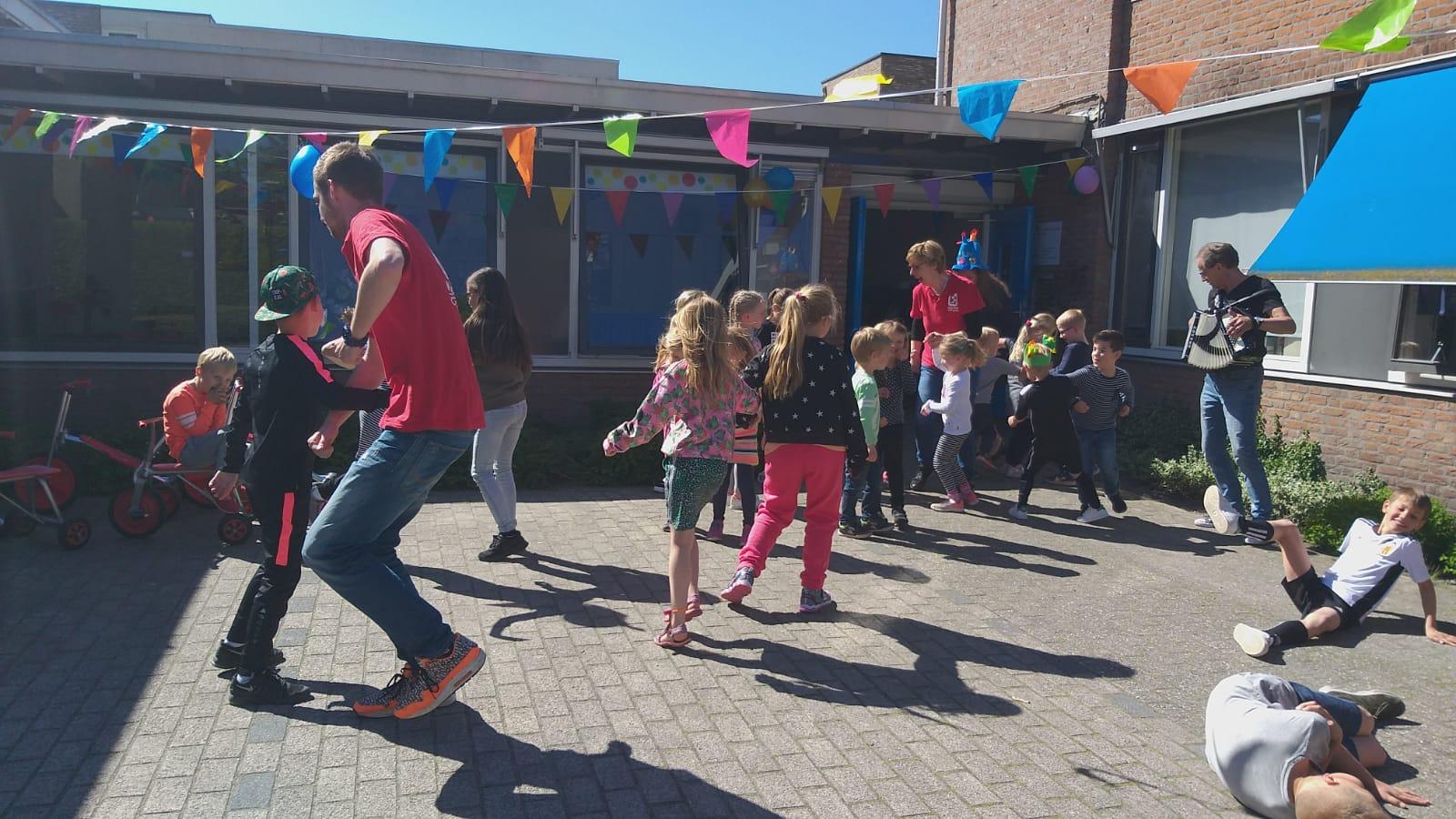Opening Pimpelmeesjes Prinses Irenestraat Assen - Kids First COP groep