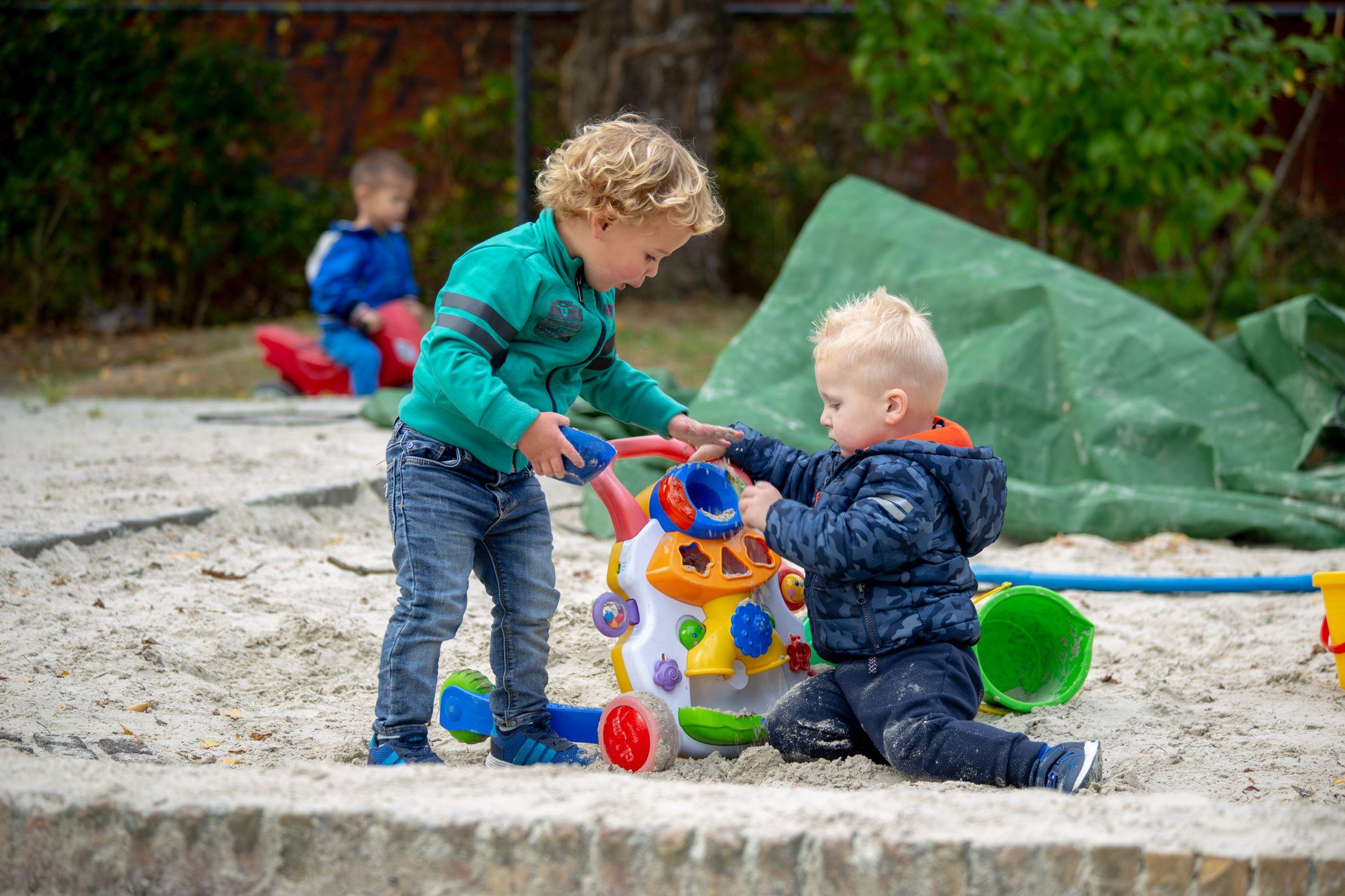 Kinderopvang Eelde - KDV Kids First COP groep