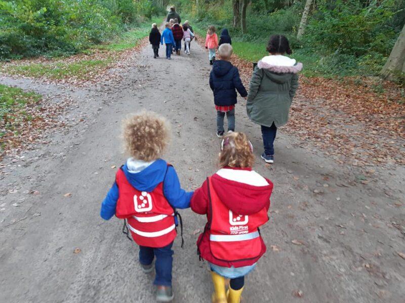 Peuteropvang De Vijverstee - Vries Kids First kinderopvang