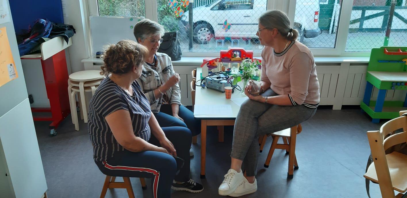 Ouderbetrokkenheid - oudercommissie Kids First COP groep