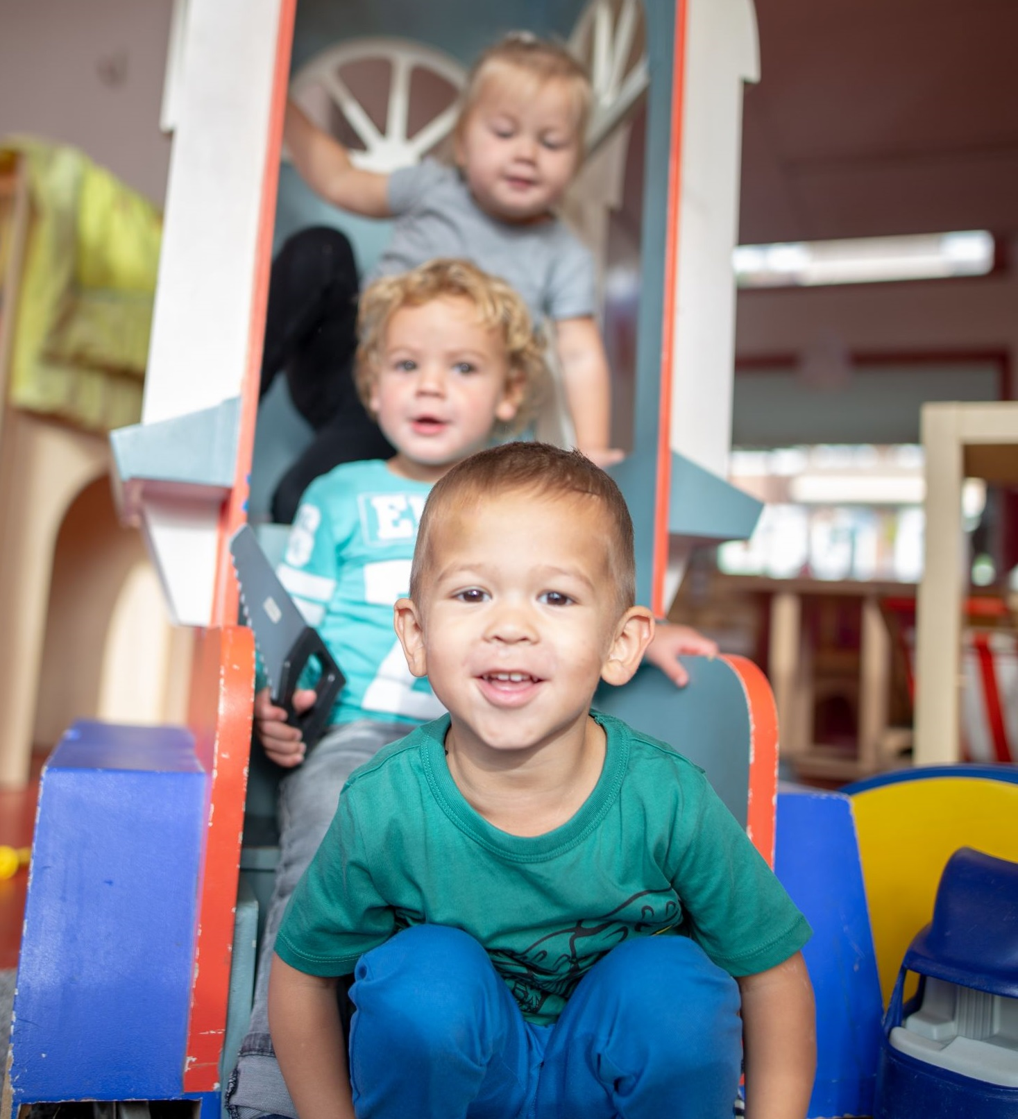 Peuteropvang 2 - 4 jaar Kids First COP groep