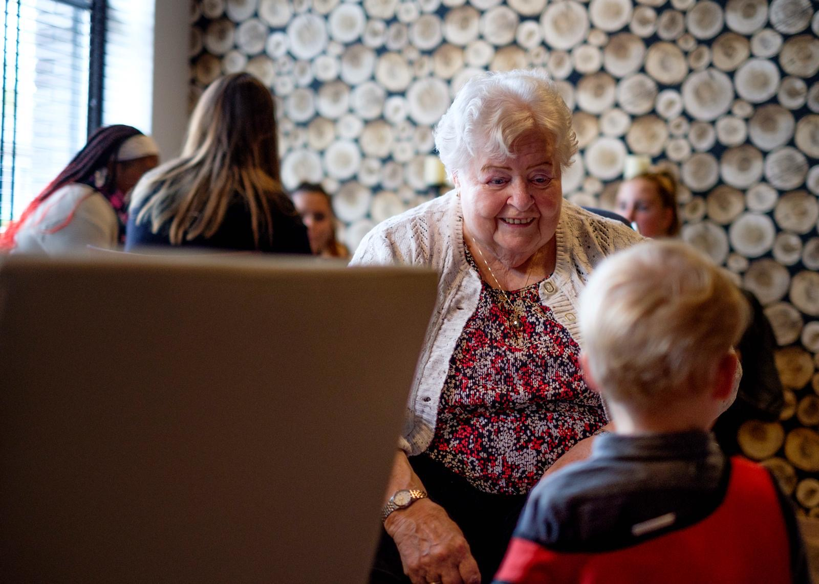Generatielunch - Kids First COP groep kinderopvang Groningen