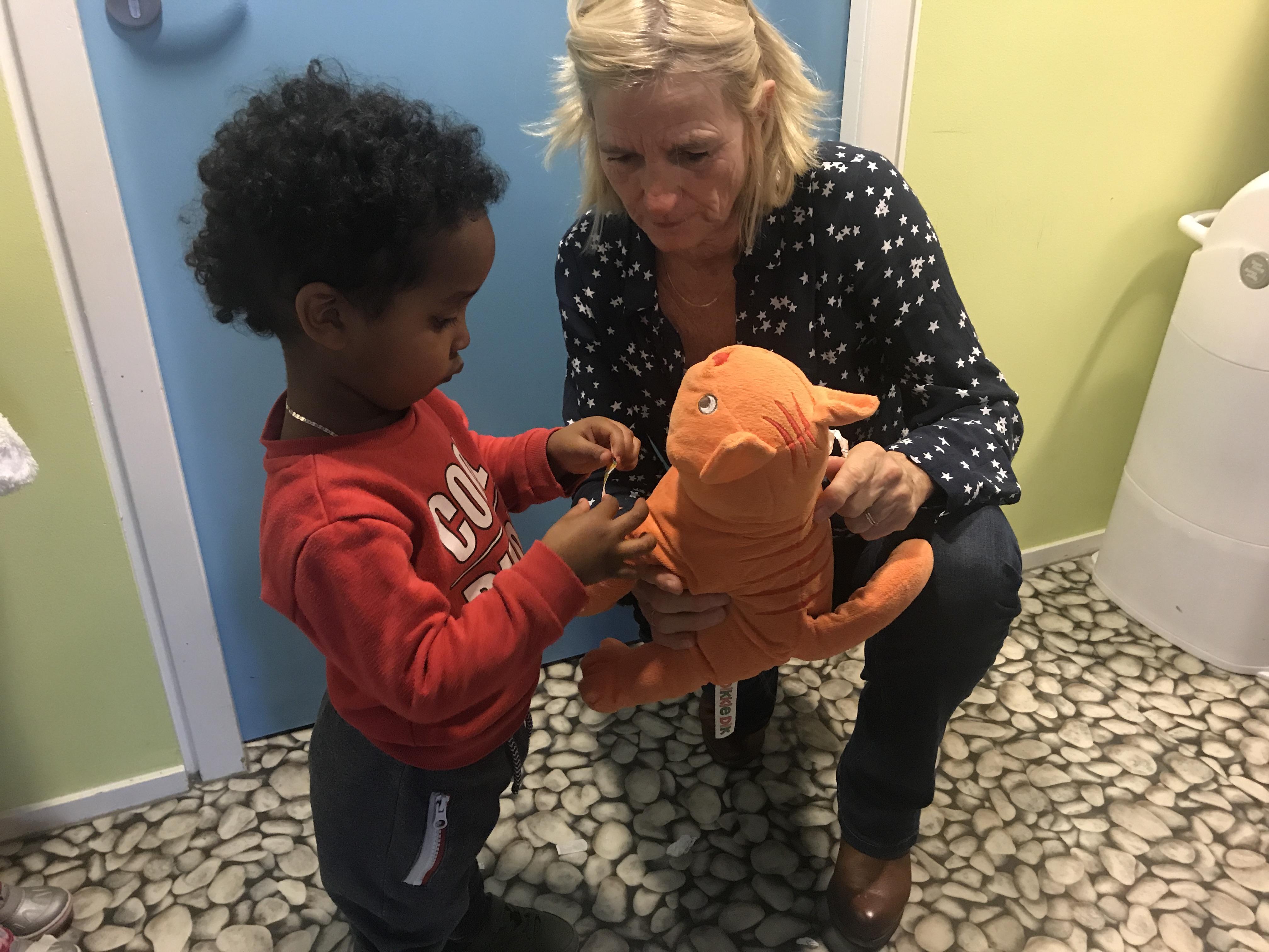 Pedagogische coaching - Kids First COP groep, kinderopvang Groningen, Friesland en Drenthe