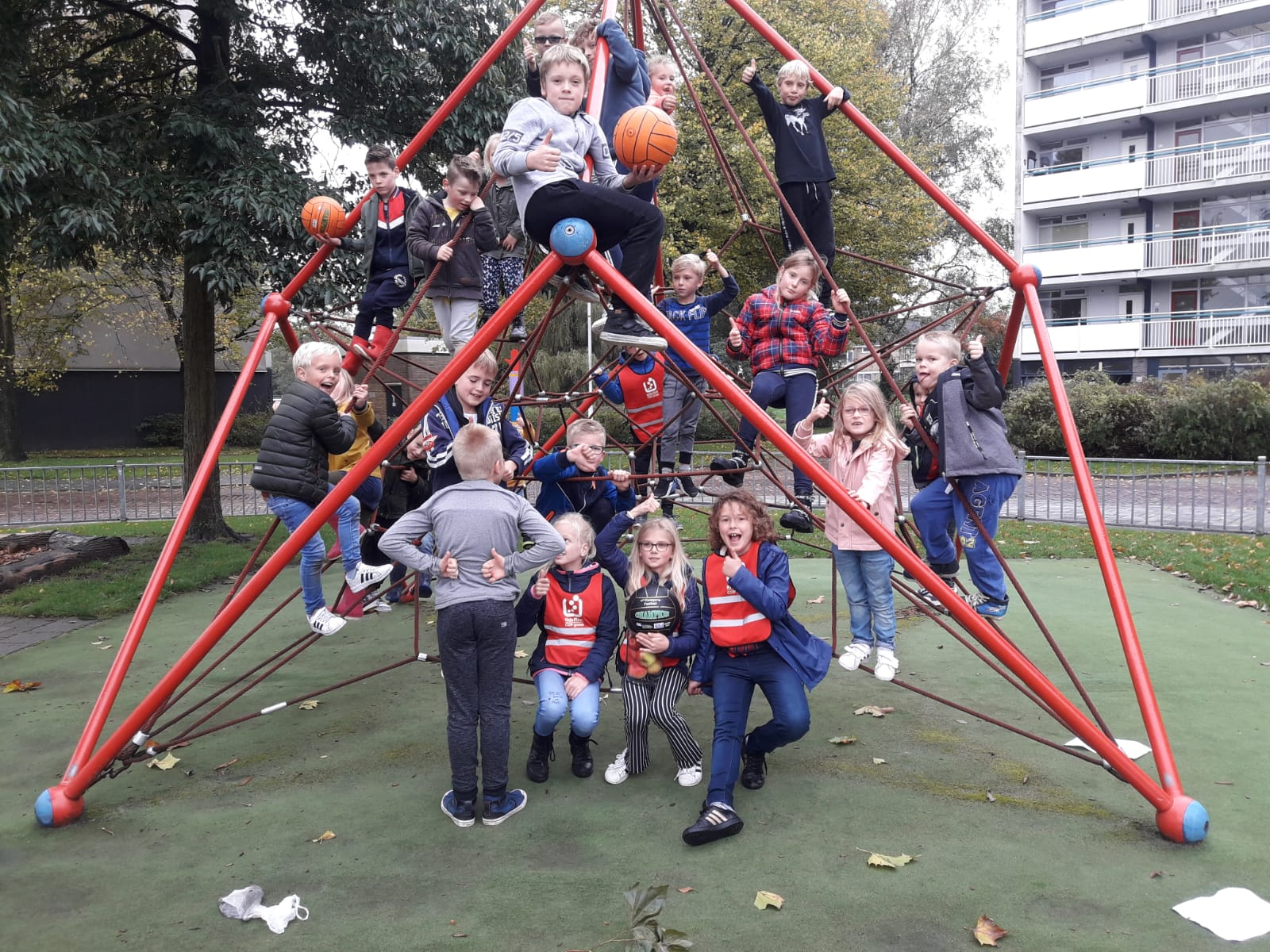 BSO Battledag - Kids First COP groep