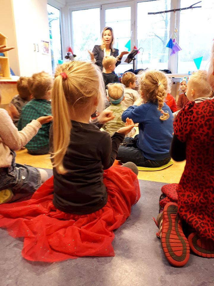 Peuteropvang It Hummelhonk Deinum - Kids First COP groep