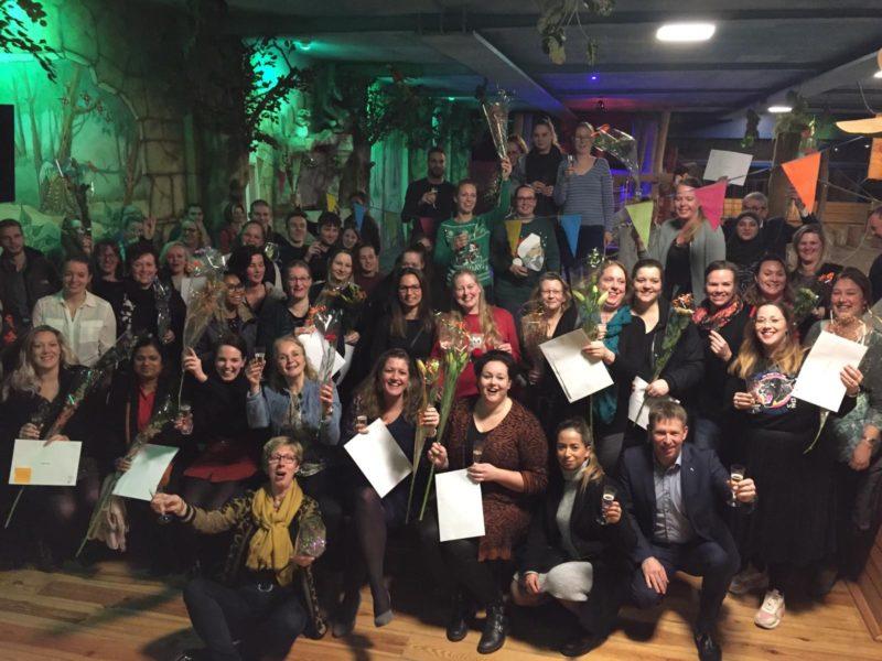 100 vaste contracten - Kids First COP groep kinderopvang