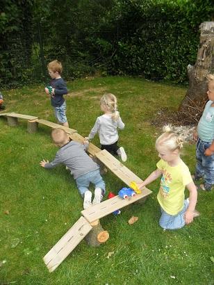 Peuteropvang Hemelum - Kids First COP groep