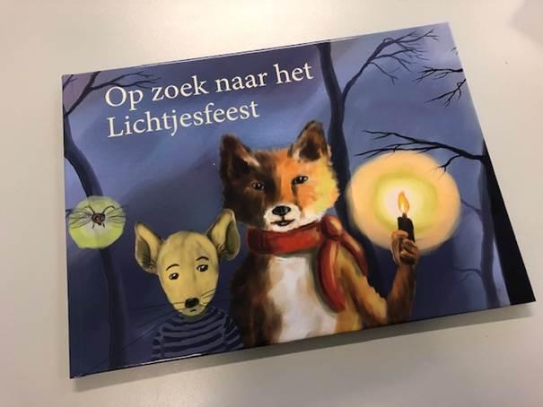 Kinderopvangorganisatie lanceert eigen prentenboek