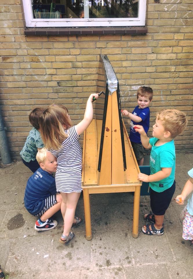Peuteropvang Quintus Glimmen - Kids First COP groep